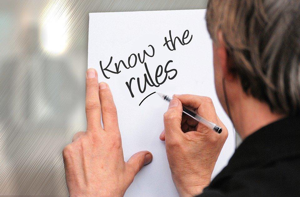 ルール策定のイメージ