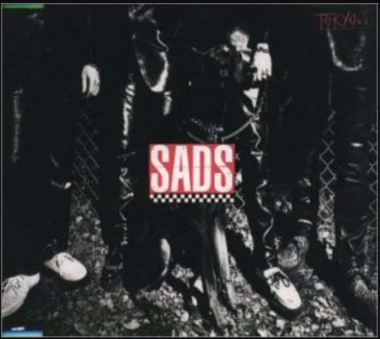 SADS CDジャケットのイメージ