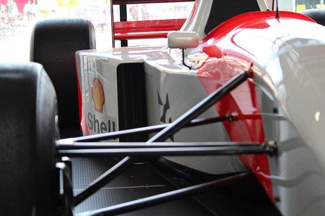 レーシングカーのイメージ