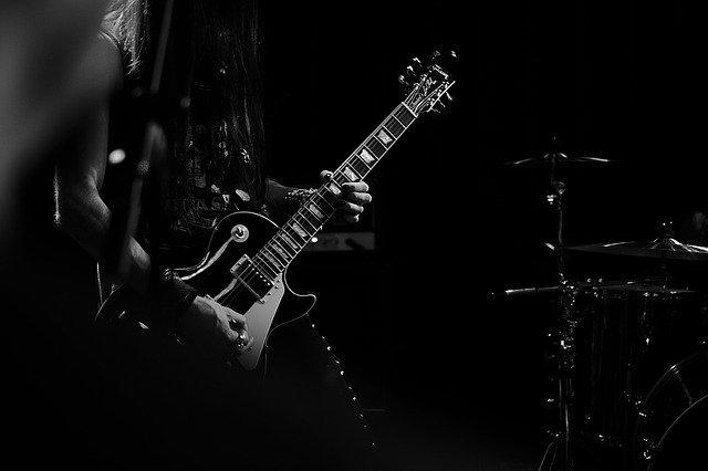 バンド活動のイメージ