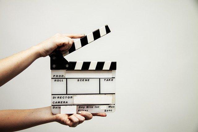 映画撮影のイメージ