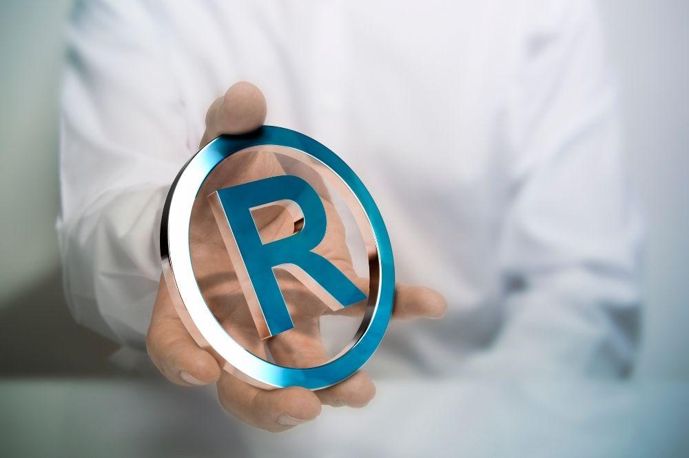 登録商標のイメージ