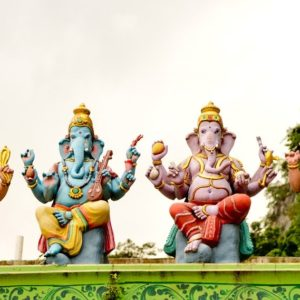 ヒンズー教の神のイメージ