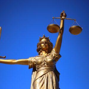法の女神テミス