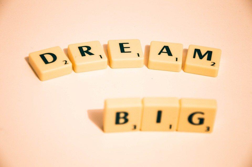 オンラインサロンの大きな夢を描きませんか?