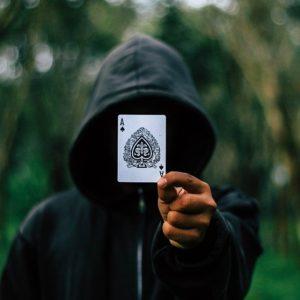 匿名者のイメージ