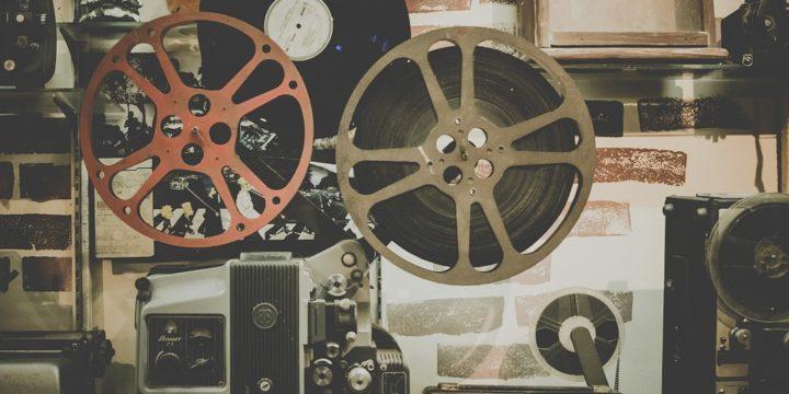 映写装置のイメージ