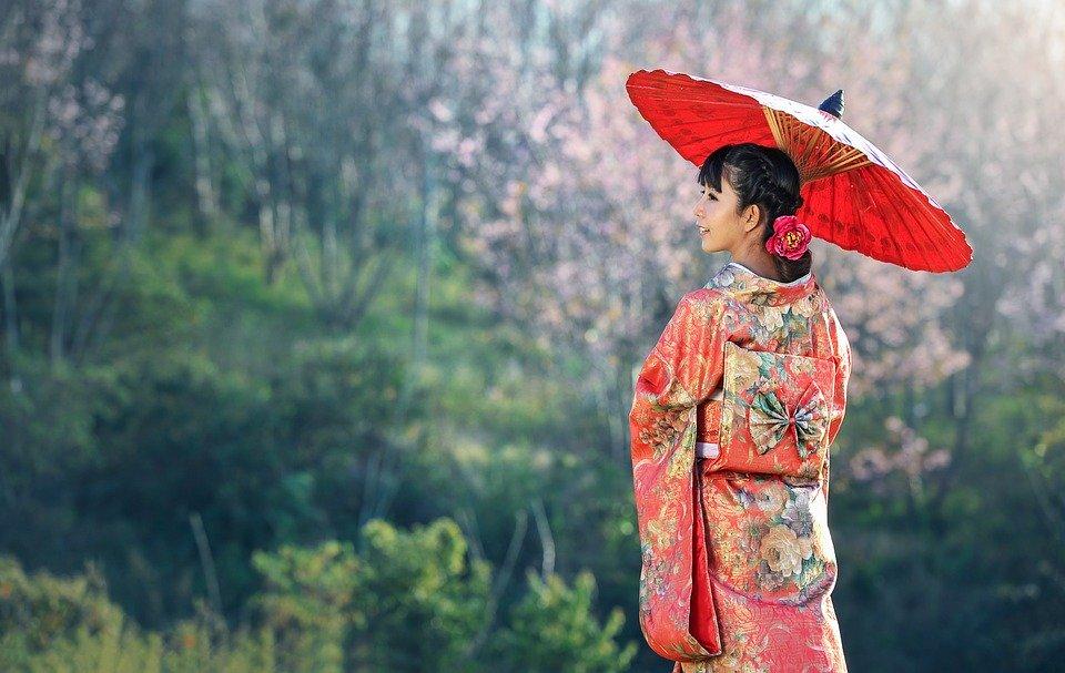 日本文化のイメージ