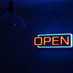 プレオープンのイメージ