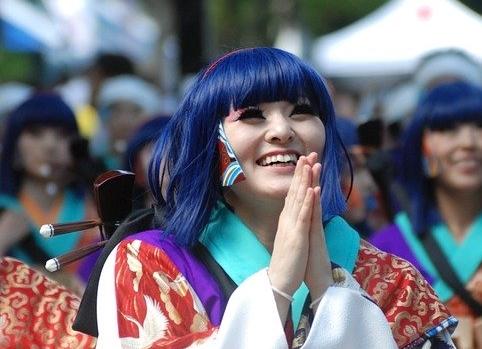 自由度が高い日本人のイメージ