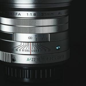 望遠レンズのイメージ