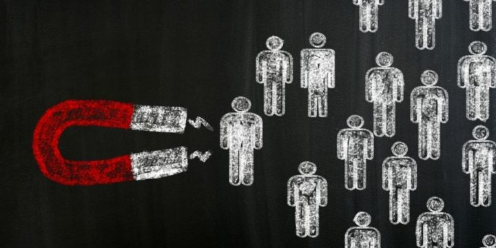集客のイメージ