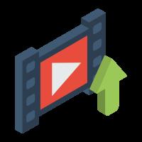 動画投稿機能